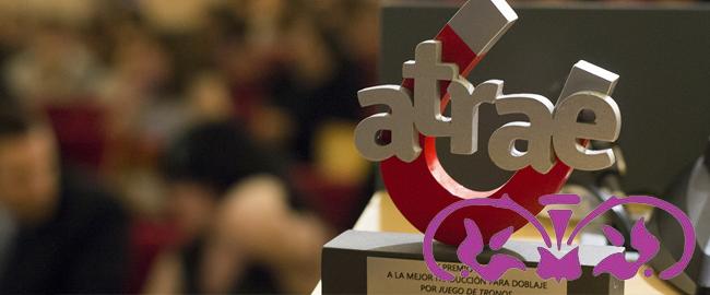 """La sexta edición de los premios """"ATRAE"""""""
